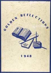 Page 1, 1948 Edition, Washburn High School - Golden Reflections Yearbook (Washburn, MO) online yearbook collection