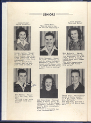 Page 10, 1948 Edition, Washburn High School - Golden Reflections Yearbook (Washburn, MO) online yearbook collection