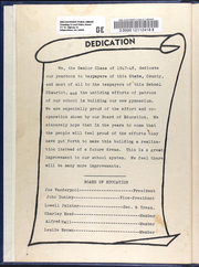 Page 8, 1948 Edition, Washburn High School - Golden Reflections Yearbook (Washburn, MO) online yearbook collection