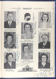 Page 9, 1948 Edition, Washburn High School - Golden Reflections Yearbook (Washburn, MO) online yearbook collection