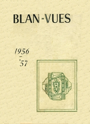 Page 1, 1957 Edition, Bland High School - Blan Vues Yearbook (Bland, MO) online yearbook collection