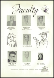 Page 15, 1957 Edition, Bland High School - Blan Vues Yearbook (Bland, MO) online yearbook collection