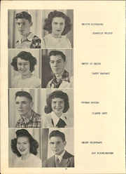 Laura Speed Elliott High School - Buccaneer Yearbook (Boonville, MO) online yearbook collection, 1948 Edition, Page 18