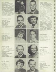 Page 10, 1951 Edition, Laura Speed Elliott High School - Buccaneer Yearbook (Boonville, MO) online yearbook collection