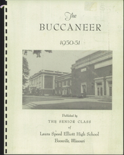 Page 3, 1951 Edition, Laura Speed Elliott High School - Buccaneer Yearbook (Boonville, MO) online yearbook collection