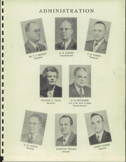 Page 5, 1951 Edition, Laura Speed Elliott High School - Buccaneer Yearbook (Boonville, MO) online yearbook collection