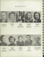 Page 6, 1951 Edition, Laura Speed Elliott High School - Buccaneer Yearbook (Boonville, MO) online yearbook collection