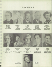 Page 7, 1951 Edition, Laura Speed Elliott High School - Buccaneer Yearbook (Boonville, MO) online yearbook collection