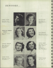 Page 8, 1951 Edition, Laura Speed Elliott High School - Buccaneer Yearbook (Boonville, MO) online yearbook collection