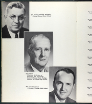 Page 12, 1953 Edition, College High School - Rhetorette Yearbook (Warrensburg, MO) online yearbook collection