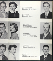 Page 17, 1953 Edition, College High School - Rhetorette Yearbook (Warrensburg, MO) online yearbook collection
