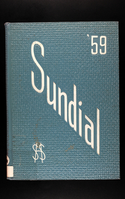 1959 Edition, Sunset Hill High School - Sundial Yearbook (Kansas City, MO)