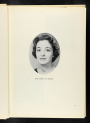 Page 7, 1960 Edition, Sunset Hill High School - Sundial Yearbook (Kansas City, MO) online yearbook collection