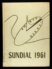 1961 Edition, Sunset Hill High School - Sundial Yearbook (Kansas City, MO)