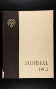 1962 Edition, Sunset Hill High School - Sundial Yearbook (Kansas City, MO)