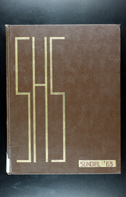 1963 Edition, Sunset Hill High School - Sundial Yearbook (Kansas City, MO)