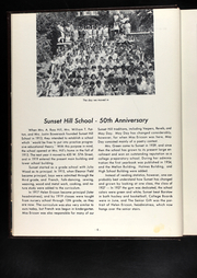 Page 10, 1963 Edition, Sunset Hill High School - Sundial Yearbook (Kansas City, MO) online yearbook collection