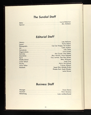 Page 6, 1963 Edition, Sunset Hill High School - Sundial Yearbook (Kansas City, MO) online yearbook collection