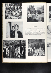Page 8, 1964 Edition, Sunset Hill High School - Sundial Yearbook (Kansas City, MO) online yearbook collection