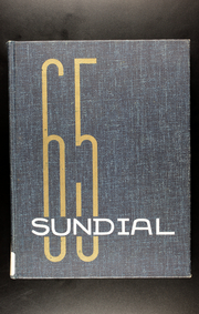 1965 Edition, Sunset Hill High School - Sundial Yearbook (Kansas City, MO)