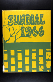 1966 Edition, Sunset Hill High School - Sundial Yearbook (Kansas City, MO)