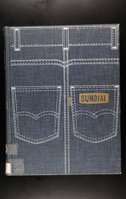 1973 Edition, Sunset Hill High School - Sundial Yearbook (Kansas City, MO)