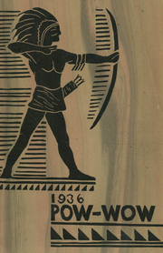 1936 Edition, College High School - Pow Wow Yearbook (Cape Girardeau, MO)