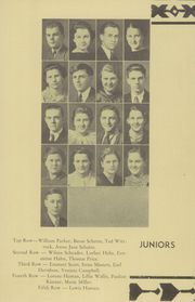 Page 5, 1936 Edition, College High School - Pow Wow Yearbook (Cape Girardeau, MO) online yearbook collection