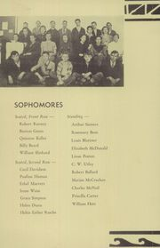 Page 6, 1936 Edition, College High School - Pow Wow Yearbook (Cape Girardeau, MO) online yearbook collection