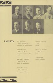 Page 7, 1936 Edition, College High School - Pow Wow Yearbook (Cape Girardeau, MO) online yearbook collection