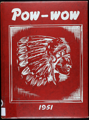 1951 Edition, College High School - Pow Wow Yearbook (Cape Girardeau, MO)