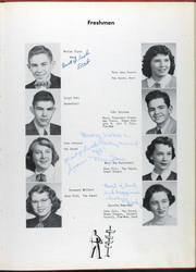 Page 11, 1951 Edition, College High School - Pow Wow Yearbook (Cape Girardeau, MO) online yearbook collection