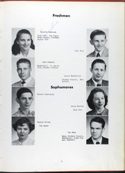 Page 13, 1951 Edition, College High School - Pow Wow Yearbook (Cape Girardeau, MO) online yearbook collection