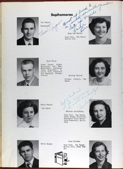 Page 14, 1951 Edition, College High School - Pow Wow Yearbook (Cape Girardeau, MO) online yearbook collection