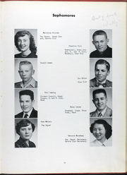 Page 15, 1951 Edition, College High School - Pow Wow Yearbook (Cape Girardeau, MO) online yearbook collection