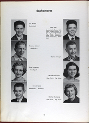 Page 16, 1951 Edition, College High School - Pow Wow Yearbook (Cape Girardeau, MO) online yearbook collection
