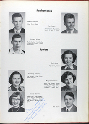 Page 17, 1951 Edition, College High School - Pow Wow Yearbook (Cape Girardeau, MO) online yearbook collection