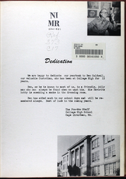 Page 5, 1951 Edition, College High School - Pow Wow Yearbook (Cape Girardeau, MO) online yearbook collection
