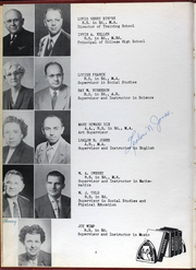 Page 6, 1951 Edition, College High School - Pow Wow Yearbook (Cape Girardeau, MO) online yearbook collection