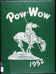 1952 Edition, College High School - Pow Wow Yearbook (Cape Girardeau, MO)