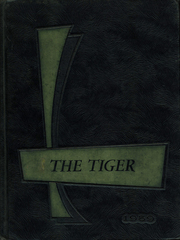 1959 Edition, Wellington High School - Tiger Yearbook (Wellington, MO)