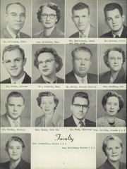 Page 6, 1953 Edition, Oregon High School - Buccaneer Yearbook (Oregon, MO) online yearbook collection
