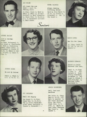 Page 8, 1953 Edition, Oregon High School - Buccaneer Yearbook (Oregon, MO) online yearbook collection