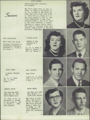 Page 9, 1953 Edition, Oregon High School - Buccaneer Yearbook (Oregon, MO) online yearbook collection