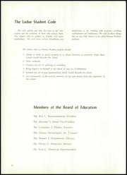 Page 10, 1956 Edition, Ladue Horton Watkins High School - Rambler Yearbook (St Louis, MO) online yearbook collection