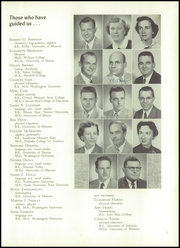 Page 11, 1956 Edition, Ladue Horton Watkins High School - Rambler Yearbook (St Louis, MO) online yearbook collection