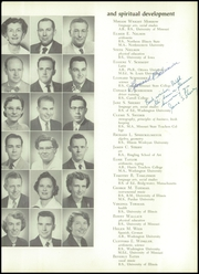 Page 13, 1956 Edition, Ladue Horton Watkins High School - Rambler Yearbook (St Louis, MO) online yearbook collection