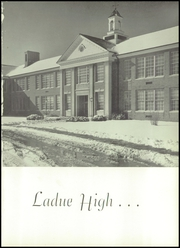 Page 5, 1956 Edition, Ladue Horton Watkins High School - Rambler Yearbook (St Louis, MO) online yearbook collection