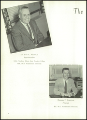 Page 8, 1956 Edition, Ladue Horton Watkins High School - Rambler Yearbook (St Louis, MO) online yearbook collection
