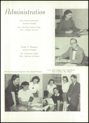 Page 9, 1956 Edition, Ladue Horton Watkins High School - Rambler Yearbook (St Louis, MO) online yearbook collection
